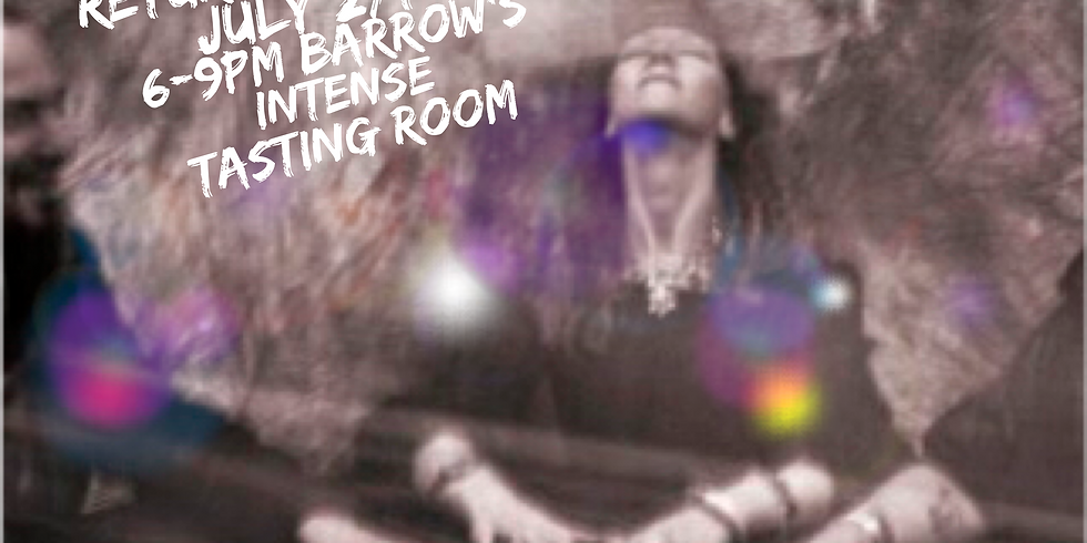 Spirited Away Psychic & Paranormal Event with Sasha Graham