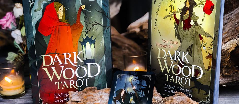 Dark Wood Tarot's Hanged Man