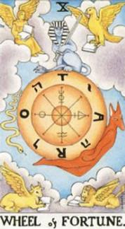 Sasha Graham's Tarot Diva Blog – The Wheel of Fortune Spins Like a Hurricane and Contest