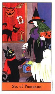 Sasha Graham's Tarot Diva Card of the Week – The Six of Pentacles