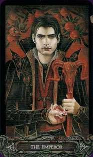 Dracula Tarot Spread