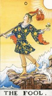 Sasha Graham's Tarot Diva Blog – Zip-lining with The Fool