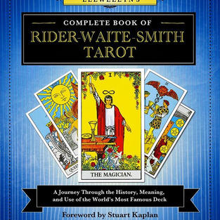 Llewellyn's Complete Book of the RWS Tarot by Sasha Graham