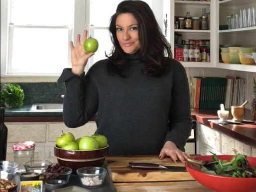 "Introducing: ""The Enchanted Kitchen with Sasha Graham,"" an Intentional, Mindful, Tarot C"