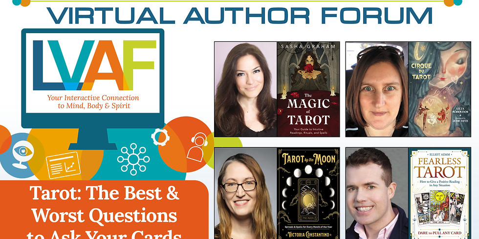 Llewellyn's Virtual Author Forum: The Best and Worst Questions to Ask Your Cards