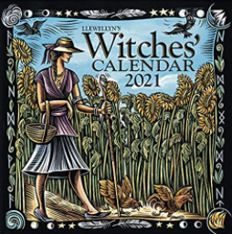 Llewellyn's Witches' Calendar with Sasha Graham, et al.