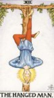 Sasha Graham's Tarot Diva Blog – The Hanged Man Card – What You Waiting For?