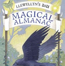 Llewellyn's 2021 Magical Almanac with Sasha Graham et al.