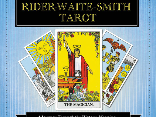 Pre-Order is Available for Llewellyn's Complete Book of the Rider Waite Smith Tarot: A Journey