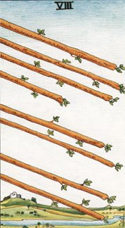 Eight-of-Wands
