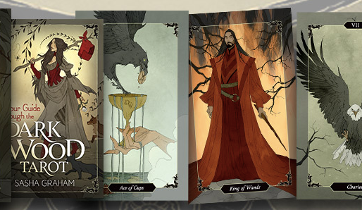 3 Things You Must Know About the Dark Wood Tarot