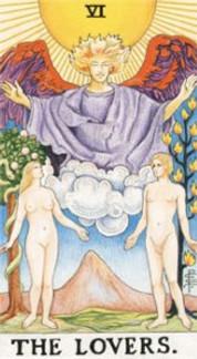 Sasha Graham's Tarot Diva Blog – The Lovers Tarot Card