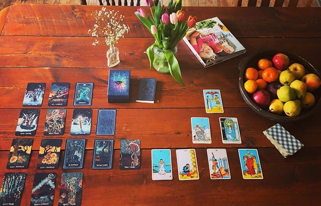 Love Tarot Reading - How tarot cards can predict your path for your relationship