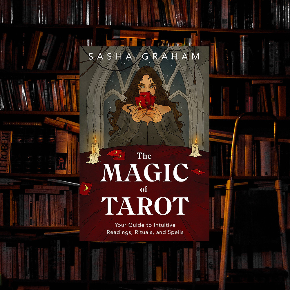 Empower your intuition, dive into your dreams, and get to the heart of the matter with this fantastic guide to creating a marvelous, magical tarot practice. Bestselling author and tarot expert Sasha Graham shows you how to bring tarot into daily life with easy-to-use exercises, spreads, and prompts.  The Magic of Tarot opens your eyes to a richer, more enlightened style of divination. Sasha encourages you to flex your intuitive muscles, confidently use tarot magic and spells, and perform readings for other people. She also walks you through all the card meanings, introduces you to dream and shadow work, helps you interpret colors, numbers, and patterns, and so much more. This book lets you fearlessly jump in and enjoy magical experiences that you'll never forget.