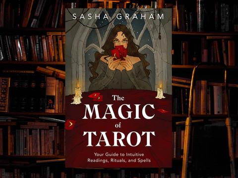 "Jim Harold Interviews Sasha Graham About Secrets inside the ""Magic of Tarot"""