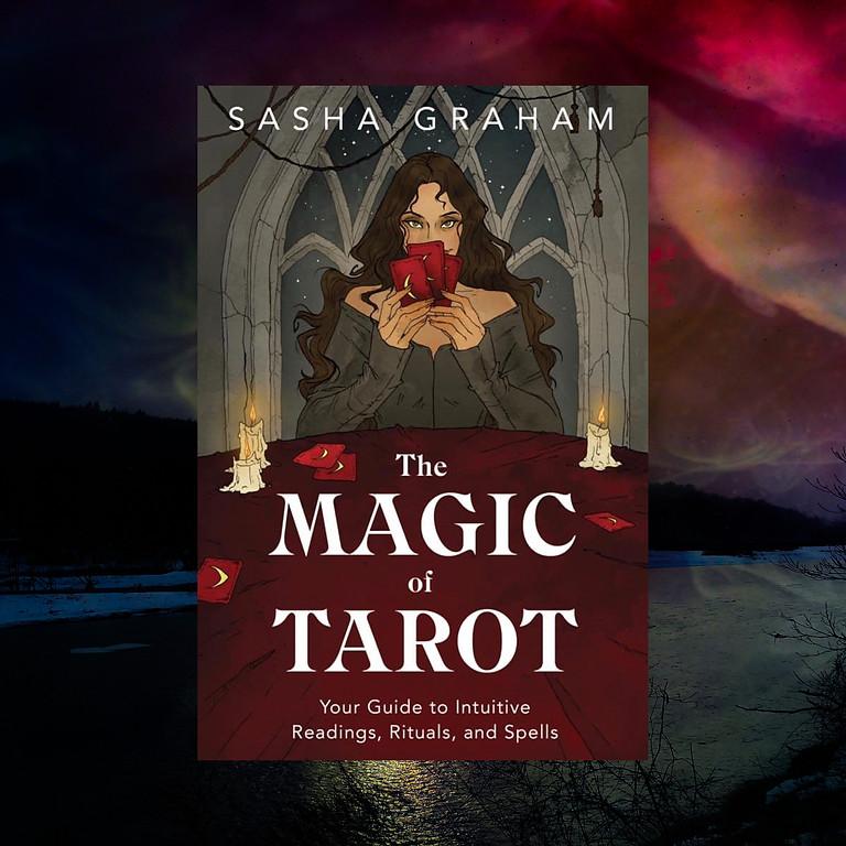 Magic of Tarot Book Launch