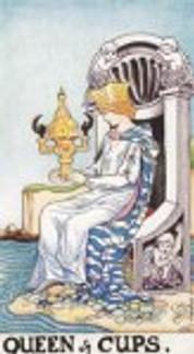 Sasha Graham's Tarot Diva Blog – A Queen of Cups Moment