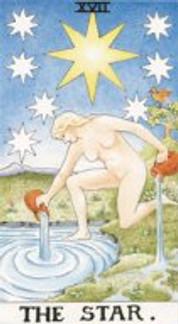 Sasha Graham's Tarot Diva Blog – The Star Card and Brene Brown's Vulnerability Tal