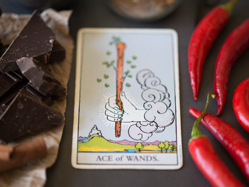 "Spicing Up Your Tarot Card a Day Practice with a ""Choice Card"""