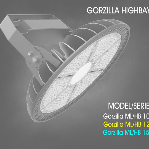 GORZILLA LED HIGHBAY LIGHT
