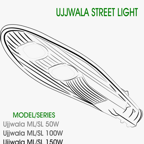 UJJWALA LED STREET LIGHT