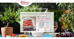 Recette Billette