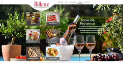 Table Billette