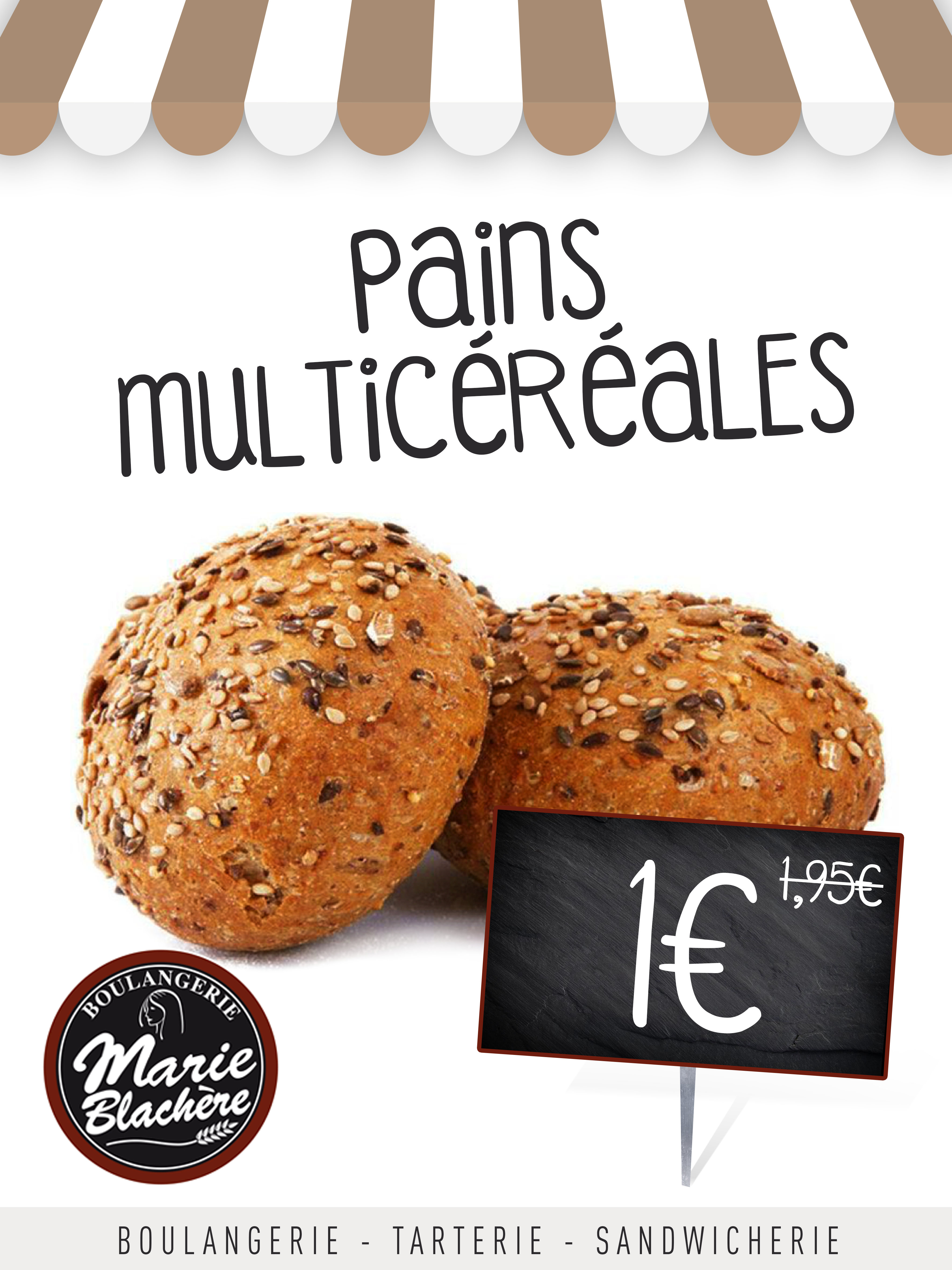 pain cereale