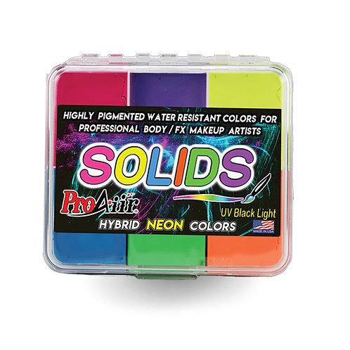 Neon Palette