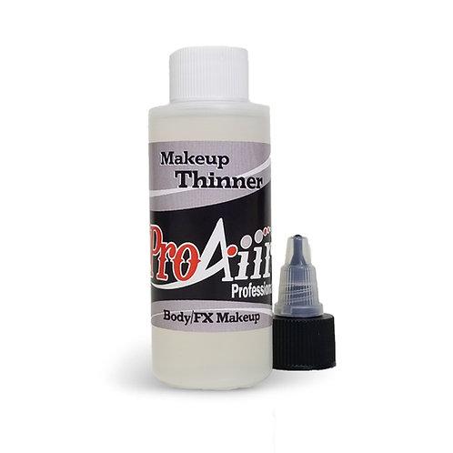 Thinner - Diluente per il trucco