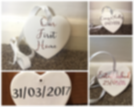 Personalised Home Decor