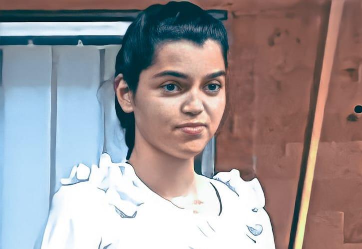 Madalena Boldescu - Aluna da EMM