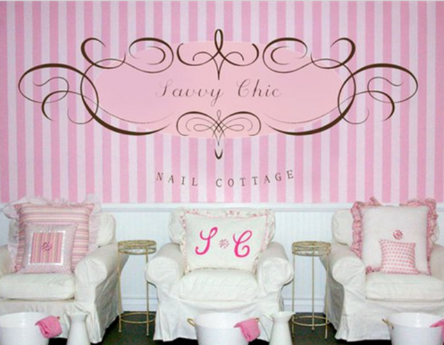Savvy Chic Nail Cottage