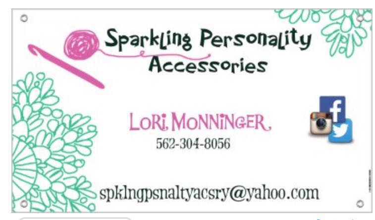 Sparkling Personality Accessories