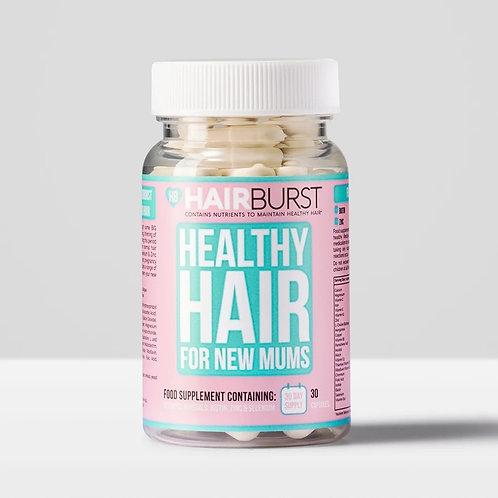Pregnancy Hair Vitamins