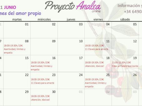 Junio, el mes del amor propio