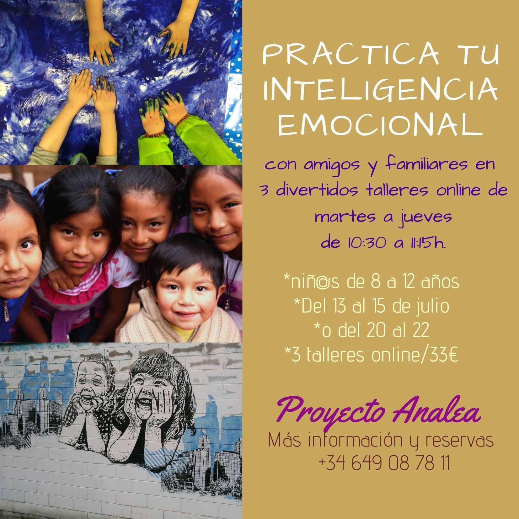 Inteligencia Emocional para niños 1-3