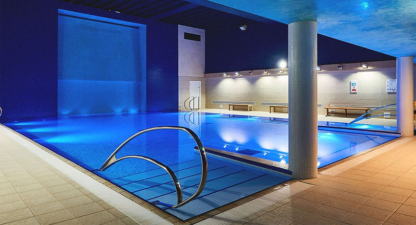 Hydrotherapy pools