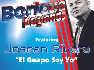 New Single by Boricua Legends Featuring Josean Rivera