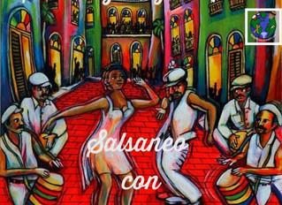 Jose Calderon features Salsaneo con Steve Guasch!!! on his radio show on Monday on Mundo Salsa Radio
