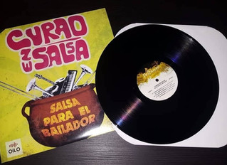 Curao En Salsa Releases their production on LP