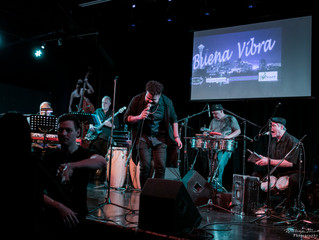 Buena Vibra Live This Saturday Aug 31 at Sea Monster Lounge in Seattle