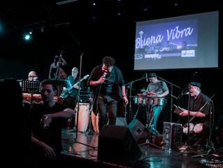 Buena Vibra Live at Century Ballroom Seattle Tursday 2/27
