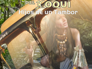 "Press Release New CD's from Las Estrellas del Coqui ""Hijos de Un Tambor"""