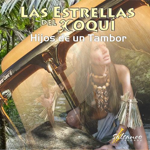 """CD Las Estrellas de Coqui """"Hijos de un Tambor"""""""