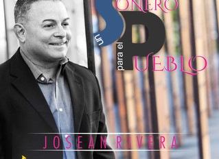 "Josean Rivera ""Un Sonero Para El Pueblo"" available now on Digital Format Through Amazon"