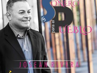 """Josean Rivera """"Un Sonero Para El Pueblo"""" available now on Digital Format Through Amazon"""