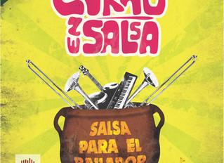 """Comunicado de Prensa Nueva Produccion Curao En Salsa """"Salsa Para El Bailador"""""""