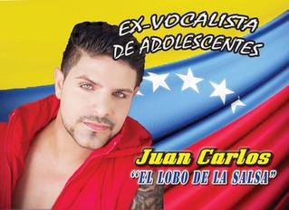 """Juan Carlos Lobo """"El Lobo de la Salsa"""" @ Club Sur April 14"""