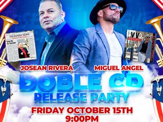 Josean Rivera and Miguel Angel Live at Club Sur Seattle